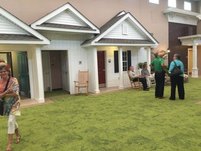 This Nursing Home Looks Normal At First, But Inside It's Spectacular (8 pics)