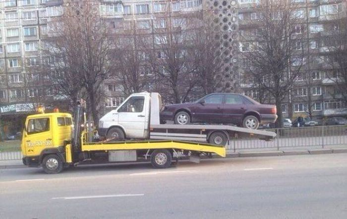 Sometimes Things Get Really Weird In Russia (51 pics)