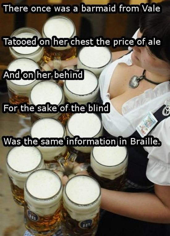 Amusing Dirty Limericks In Honor Of National Poetry Day (19 pics)