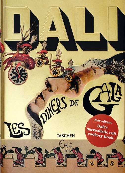 Salvador Dali's Surrealist Cookbook Is Finally Getting Rereleased (10 pics)