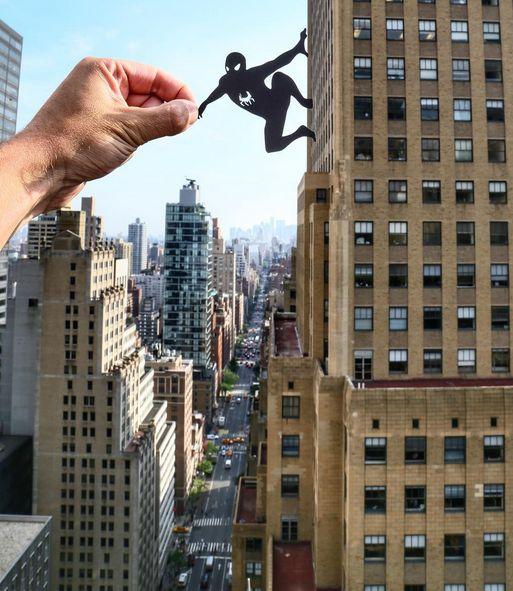 Creative Traveler Turns Reality Into Fantasy (26 pics)