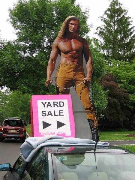 Judging By These Funny Yard Signs These People Have An Awesome Sense Of Humor (18 pics)