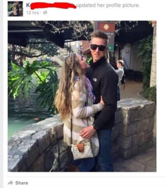 Grandma Goes Off On Her Grandson's Ex-Girlfriend On Facebook (4 pics)