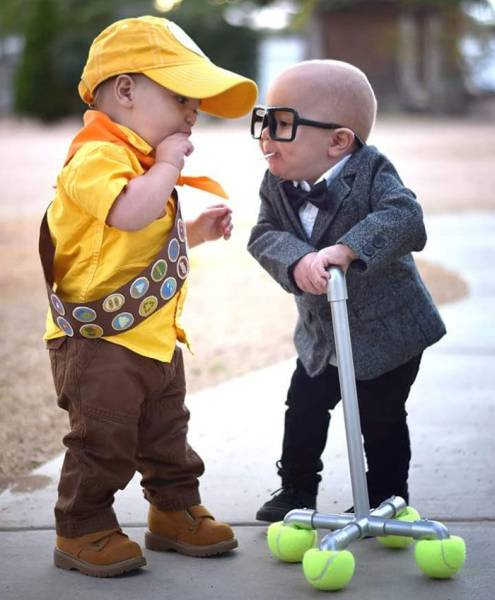Epic Halloween Costumes To Help You Crank Up Your Creativity (37 pics)