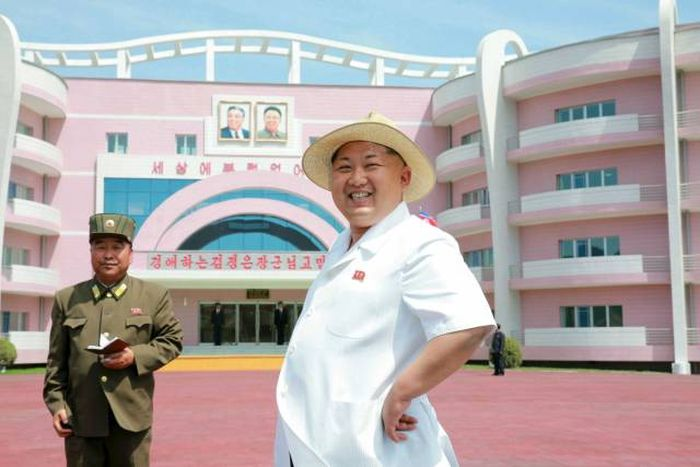 Weird And Unusual Architecture From North Korea (24 pics)