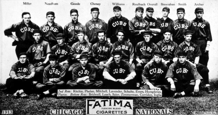 Here's What's Happened Since The Last Time The Chicago Cubs Won A World Series (17 pics)