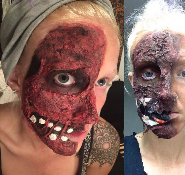 Killer Makeup Looks To Get You Ready For Halloween (22 Pics