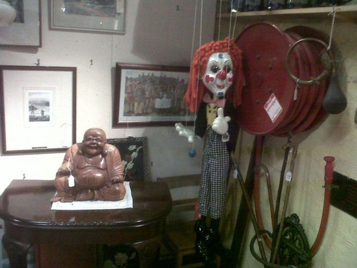 Creepy Looking Puppets That Will Definitely Give You The Chills (15 pics)