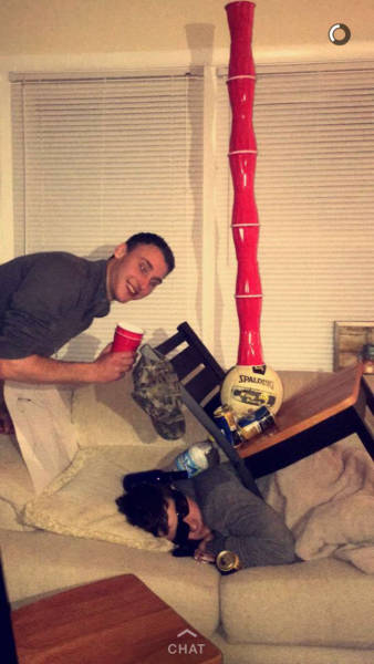 Just A Few Legit Reasons Why College Life Is So Sweet (56 pics)