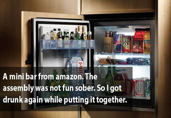 Drunk Purchases That Turned Out To Be An Awesome Investment (15 pics)