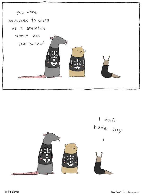 Simpsons Illustrator Imagines What Animals Would Do On Halloween (35 pics)