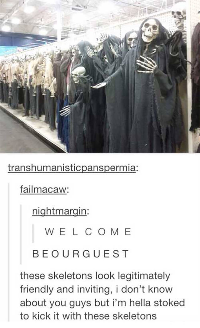 Posts That Prove Tumblr Is In Love With Halloween (23 pics)
