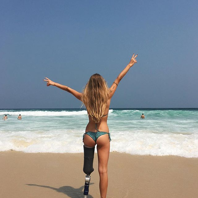 Paola Antonini Continues To Inspire People (27 pics)