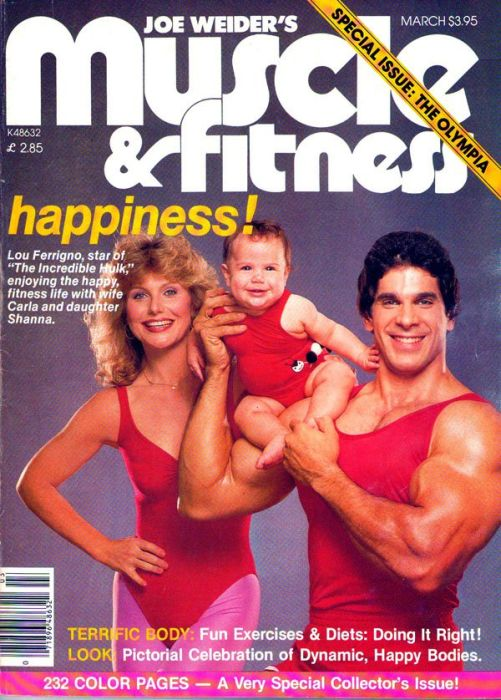 Fitness Magazines Were Out Of Control In The 80s (18 pics)