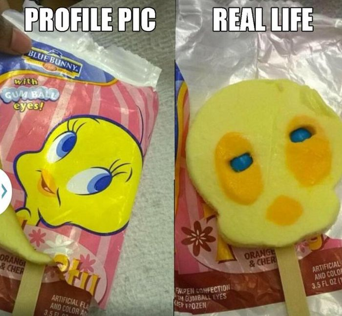 Side-By-Side Comparisons That Will Hit You With A Dose Of Truth (12 pics)