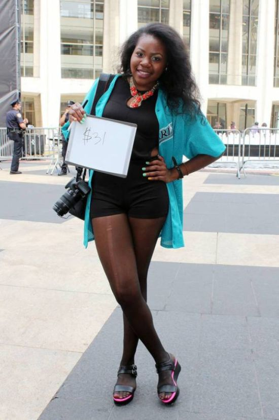 People On The Street Randomly Reveal How Much Their Clothes Cost (17 pics)