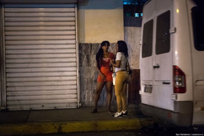 A Look At Cuba's Ladies Of The Night (25 pics)