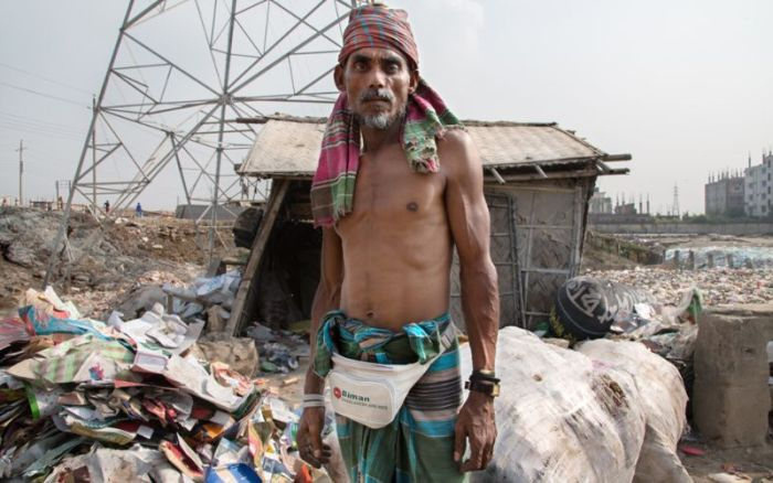 How Recycling Is Handled In The Most Polluted Cities In The World (11 pics)