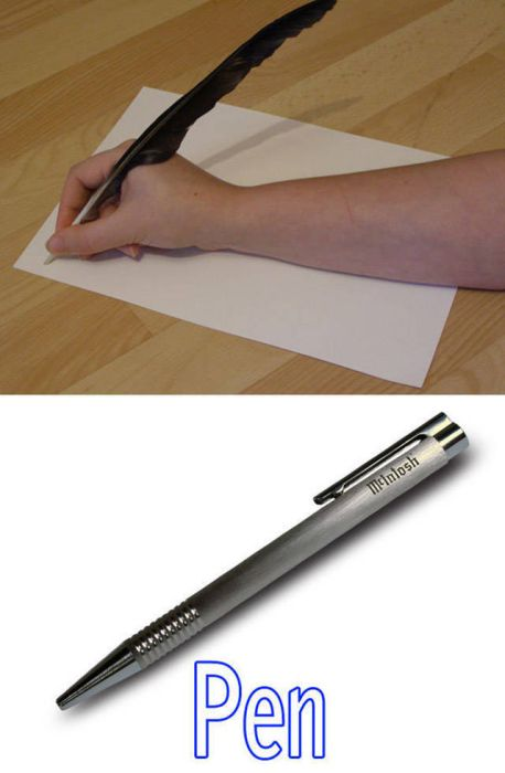 The Amazing Evolution Of Everyday Objects Over The Years (32 pics)