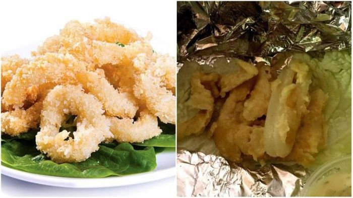 Ordering Food, Expectations Vs. Reality (25 pics)