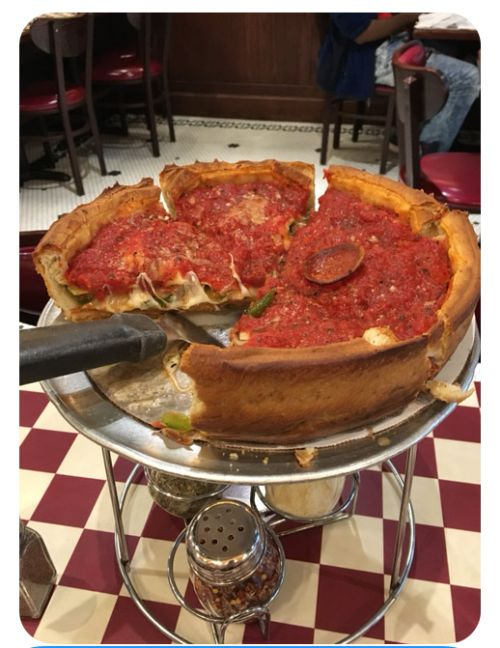 Man Struggles To Consume An Entire Family Sized Pizza (4 pics)