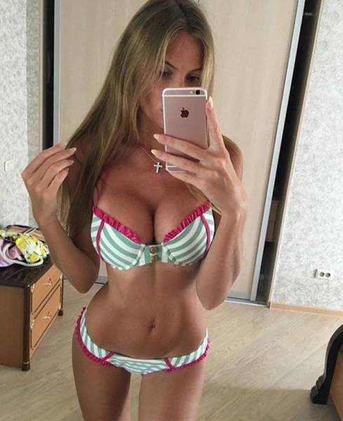 Beautiful Busty Ladies Are A Mouthwatering Sight (57 pics)