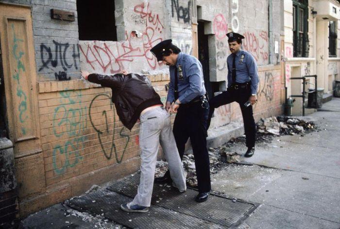 Nostalgic Photographs Of New York City Back In The 1980s (27 pics)