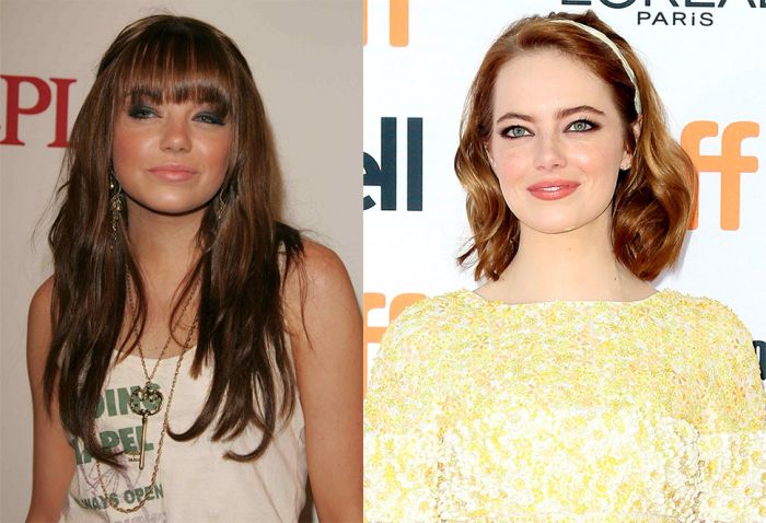 Before and after: that the stylists have done with the stars (15 pics)