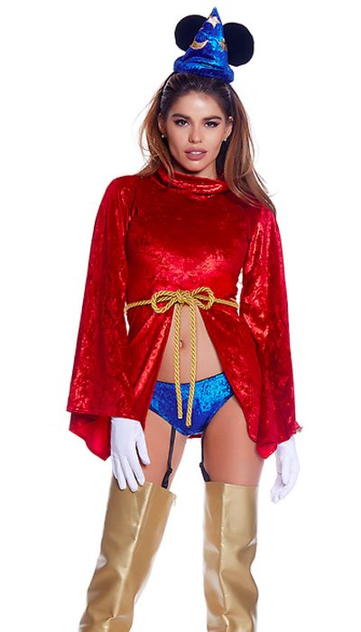 Halloween Costumes That Probably Shouldn't Be Sexy, But Are Anyway (20 pics)