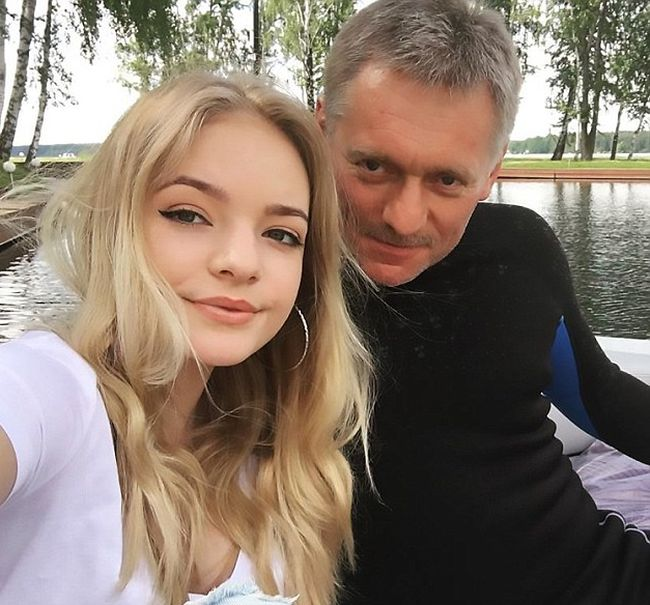 Gorgeous Daughter Of PR Chief Goes Off On Putin (17 pics)