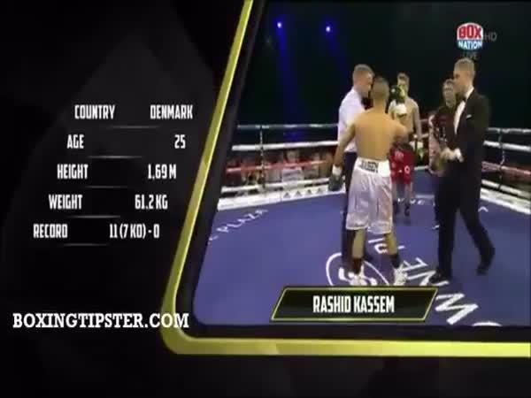Joe Murray Gives Rashid Kassem What He Deserves