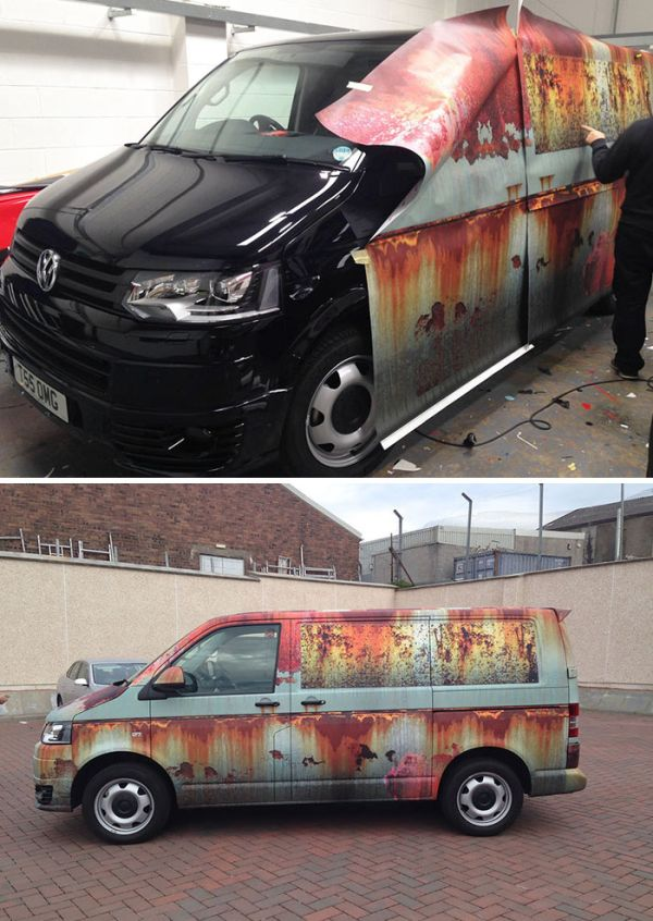 Creative Car Owners Who Are Changing The Game (54 pics)