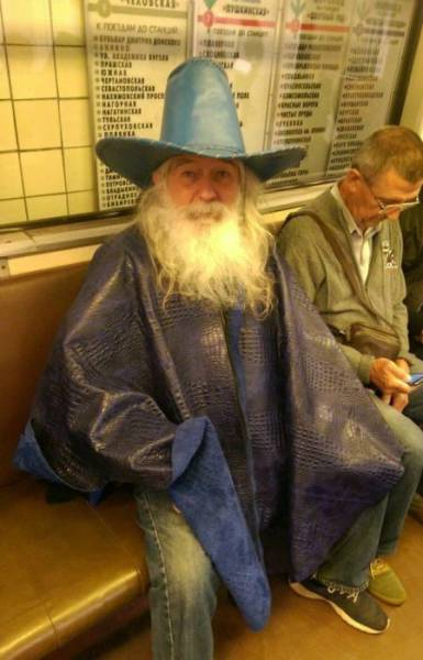 Seeing These People On Your Commute Will Make Your Day A Lot Better (34 pics)