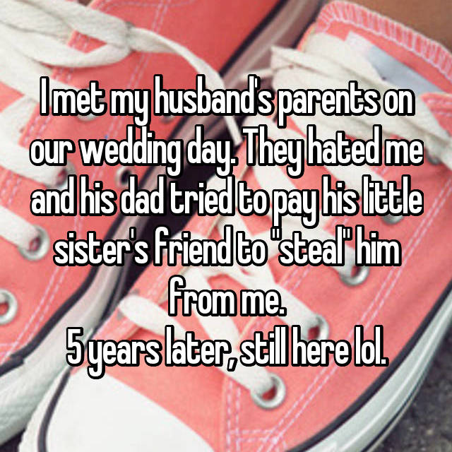 Guys And Girls Share Cringeworthy Stories About Meeting The Parents (16 pics)