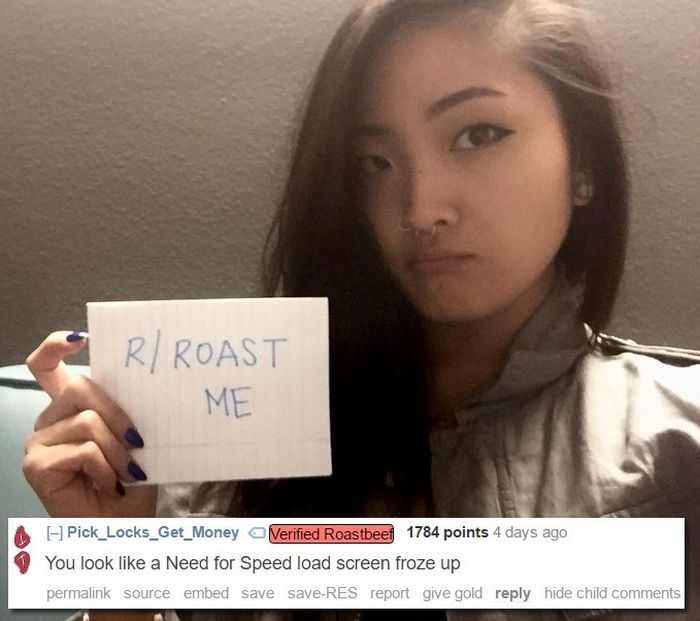Roast Me Pics From Reddit That Are Hilarious And Cruel (20 ... Funny Memes Reddit