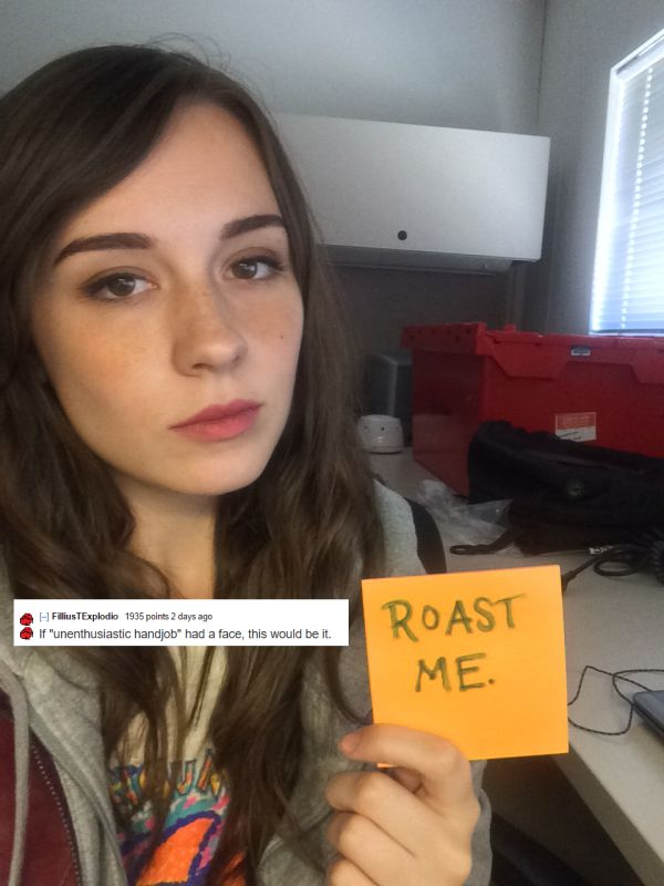 Roast Me Pics From Reddit That Are Hilarious And Cruel (20 pics)