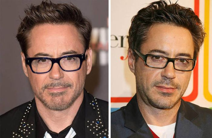 How Celebrities Looked 10 Years Ago Vs How They Look Today (10 pics)