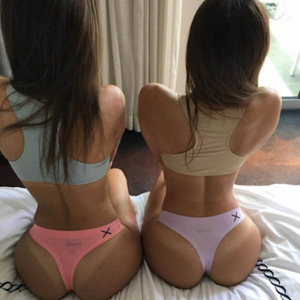 these girls enjoy showing off their great butts 67 pics