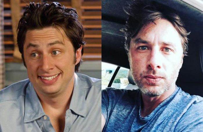 What The Cast Of Scrubs Looks Like 15 Years Later (8 pics)