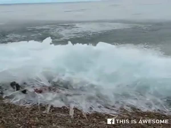 Icy Lake Baikal