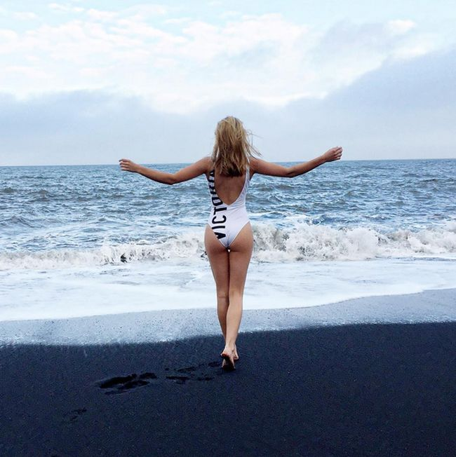 Smoking Hot Miss Iceland Quits Beauty Pageant After Being Body Shamed (16 pics)