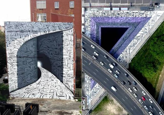 25 Breathtaking Examples Of Incredible Street Art From Around The World (25 pics)
