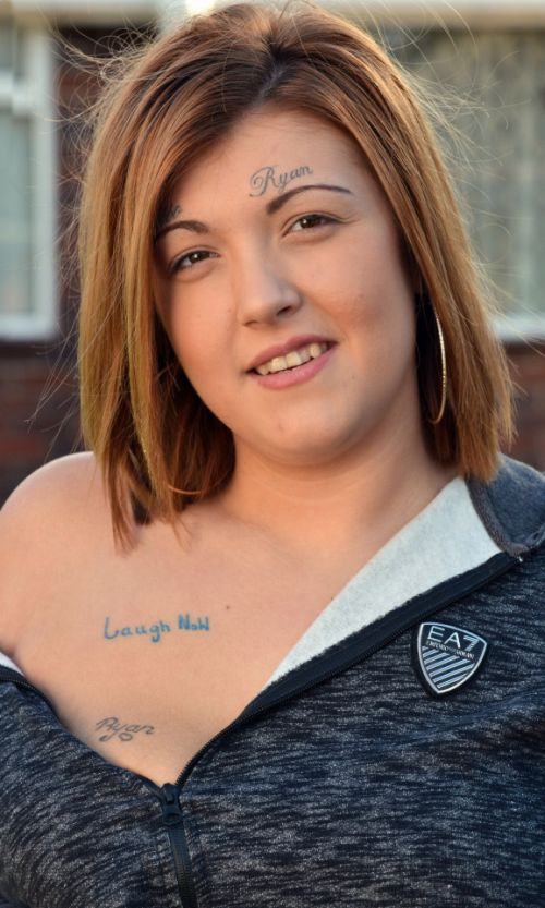 Amateur Tattoo Artist Claims He's Inked His Name On 39 Lovers (6 pics)