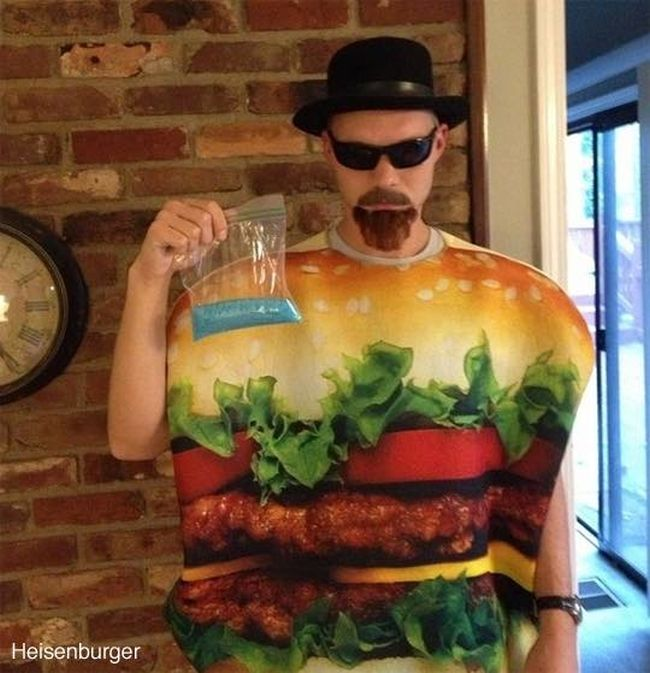 Pun Filled Halloween Costumes That Will Crack You Up (19 pics)