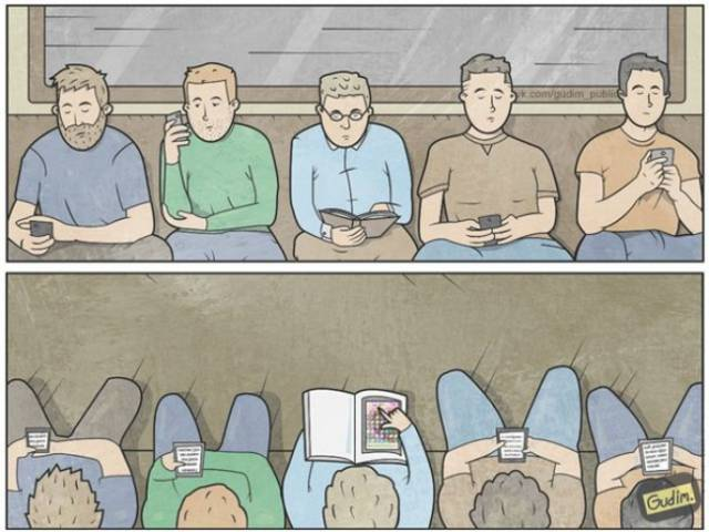 Funny Illustrations About Our Modern World That Happen To Be True (14 pics)