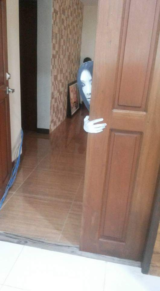 Creative Halloween Decorations That Will Spook Your Friends (19 pics)