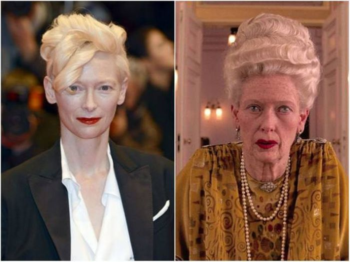 These Actors Are Hard To Recognize When They Have Makeup On (21 pics)