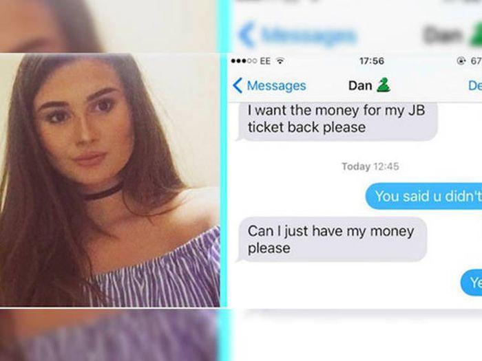 Girl Trolls Cheating Boyfriend With A 17-Year-Long Revenge Scheme (4 pics)