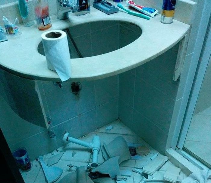 Epic Fails That Are Frustrating To Look At (31 pics)