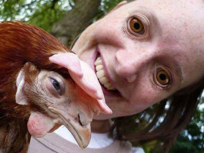 Scary Pictures That Will Haunt You All Week Long (44 pics)